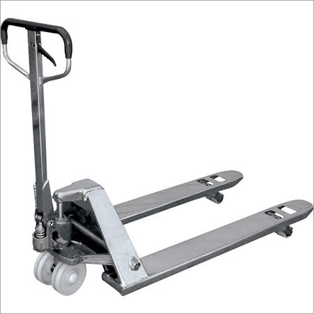 Stainless Steel Hand Pallet Truck
