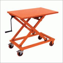 Manual Lift Table