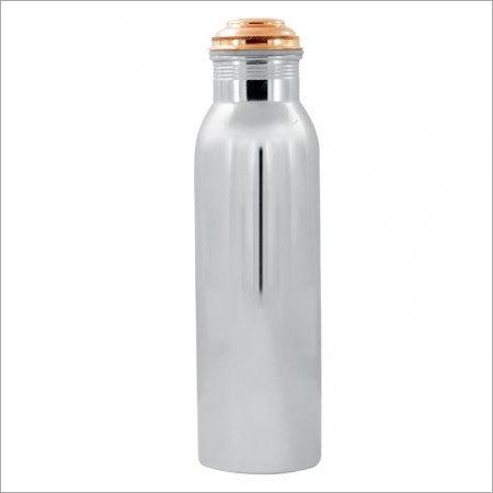 Silver Bottler