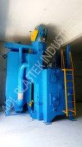 Tumblast Type Shot Blasting Machine