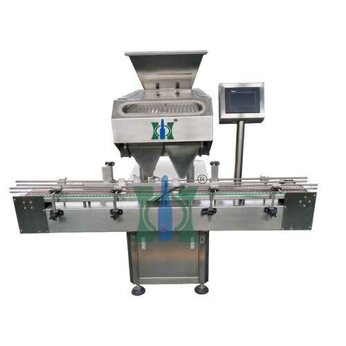 Automatic Tablet Counting Filling Machine