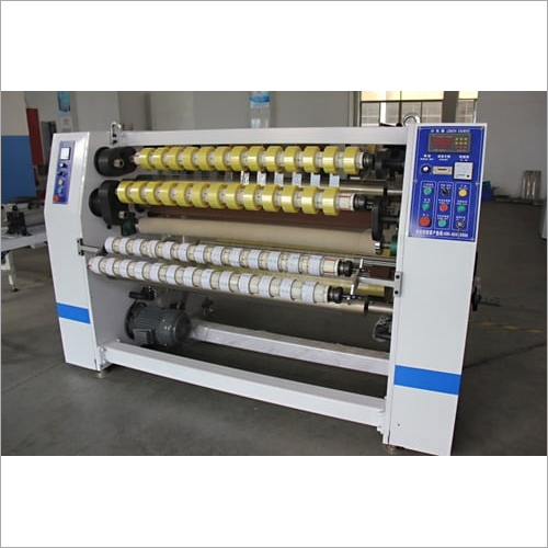 Slitting Rewinding Machine (Super DX)