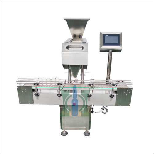Ayurvedic Tablet Counting & Filling Machine