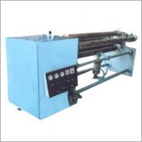 New Pneumatic Rewinder Machine