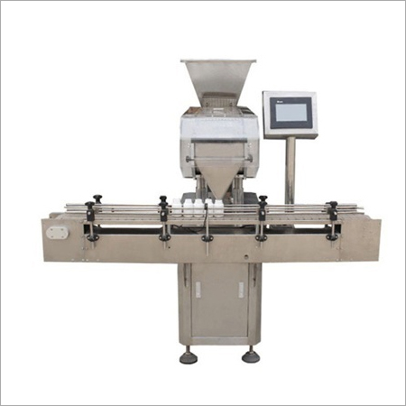 Antibiotics Tablet Counting & Filling Machine