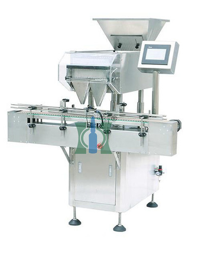 Food Supplement Tablet Counting & Filling Machine