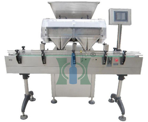 Multivitamin Tablet Counting & Filling Machine