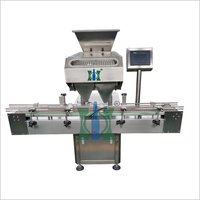 Automatic Capsule Counting Filling Machine