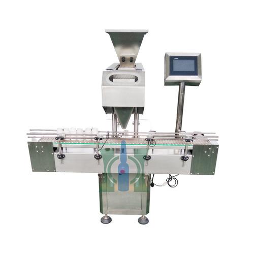 Ayurvedic Capsule Counting & Filling Machine