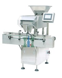 Food Supplement Capsule Filling & Counting Machine