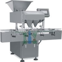 Homeopathy Capsule Counting & Filling Machine