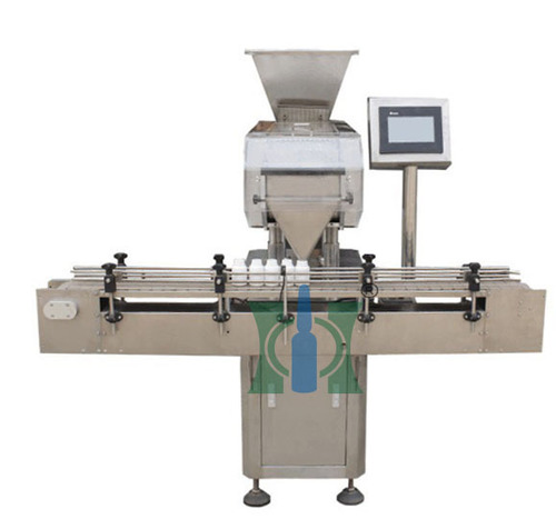 Soft Gelatin Capsule Counting & Filling Machine