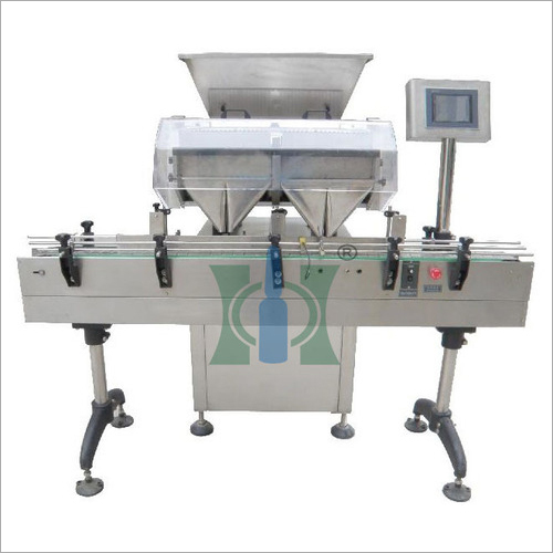 Pills Counting & Filling Machine
