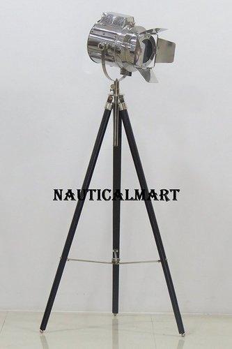 Modern Design Spotlight  Searchlight Tripod Floor Lamp For Living Room