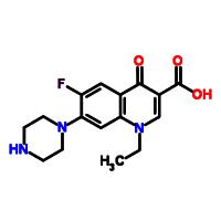 Norfloxacin base