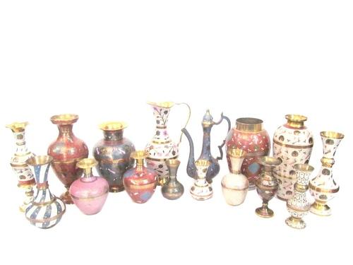 Indian Handicraft Vases