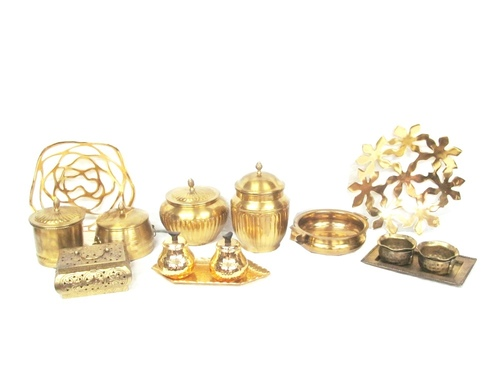 Brass Antique Finish Gifts