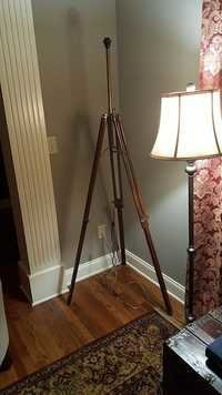 Living Room Handmade Floor Lamp Stand