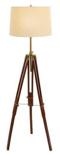 Nautical Unique Floor Lamp Tripod Stand 66