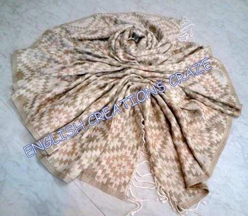 Acrylic Cotton jacquard Scarves