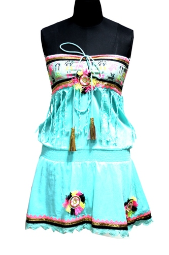 Happy Native Combi Skirt
