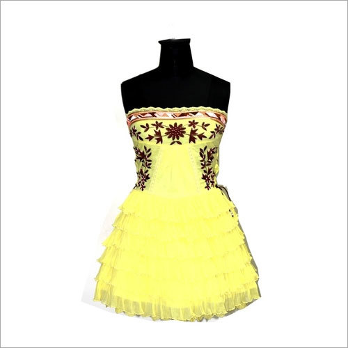 Ranch Dress yellow choco