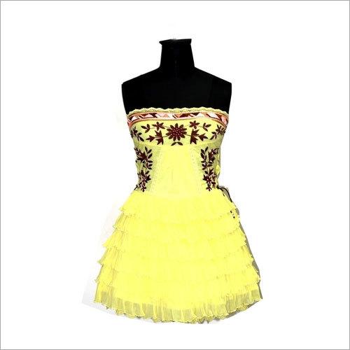 Ranch Dress yellow choco