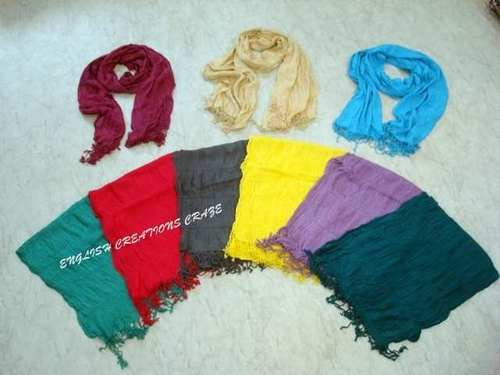 Viscose Solid Color Scarves