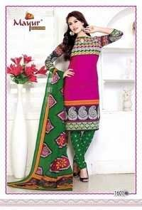 Latest Cotton Printed Salwar Kameez