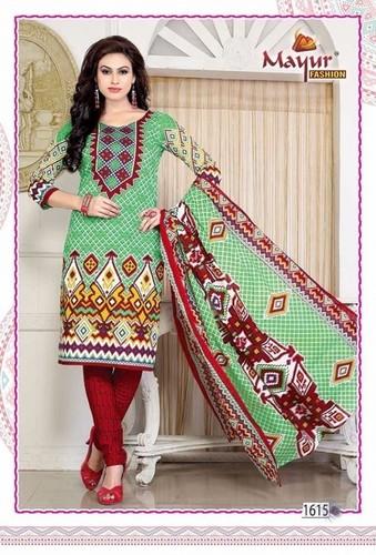 Online Cotton Dress Materials Wholesale