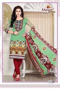 Online Cotton Dress Materials Wholesale