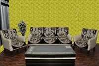 Chenille Sofa Panel Madhuri