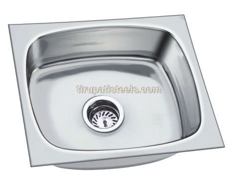 SS Single Bowl Sinks