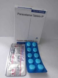 Paracetamol 650 Tablets