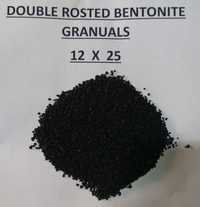 16X25 double roasted bentonite granules