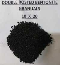 10X20 double roasted bentonite granules