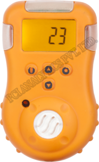 Portable single-gas detectors for CO, H2S, O2, Cl2, Nh3 or LEL