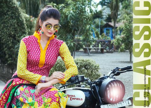 Printed Concept Karachi Cotton Salwar Suits Online