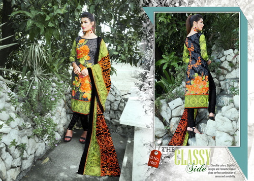 Muskan Karachi Cotton Salwar suits