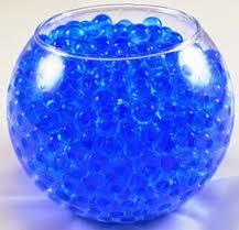 Blue Bead Silica Gel