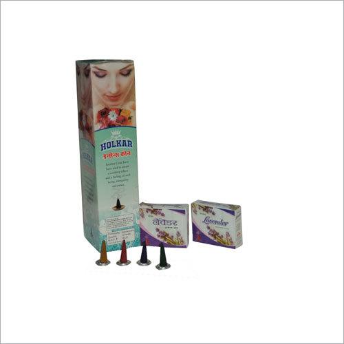 Lavender Holkar Incense Cone