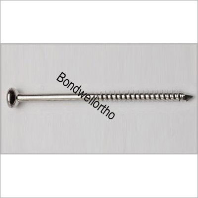 Orthopedic Malleolar Screw