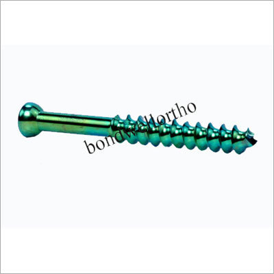 Orthopaedic Implants Thread Lock Screw