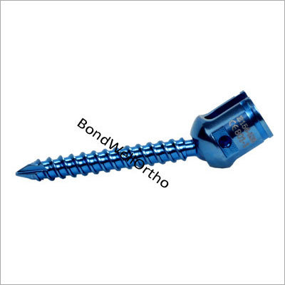 Orthopedic Poly Axial Pedicle Screw