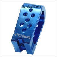 Orthopedic Implants P LIF Kidney Cage