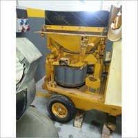 Aliva 252 Shotcrete Spraying Machine