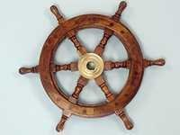 Sailer's Ship Wheel 12