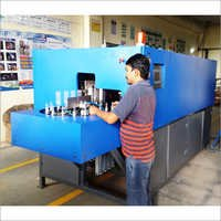 Fully Automatic Hand Feed 6 Cavity Pet Blowing Machine