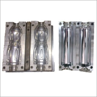 2 Cavity Pet Moluds Extrusion Blow Moulding