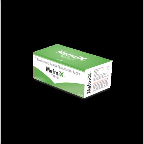 Mefenamic & Paracetamol Tablets